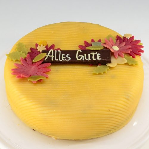 BIO-Torten & BIO- Kuchen